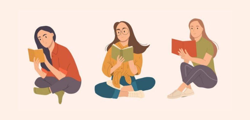 Perempuan Membaca: Tak Hanya Setor Bacaan, tapi juga Saling Menguatkan