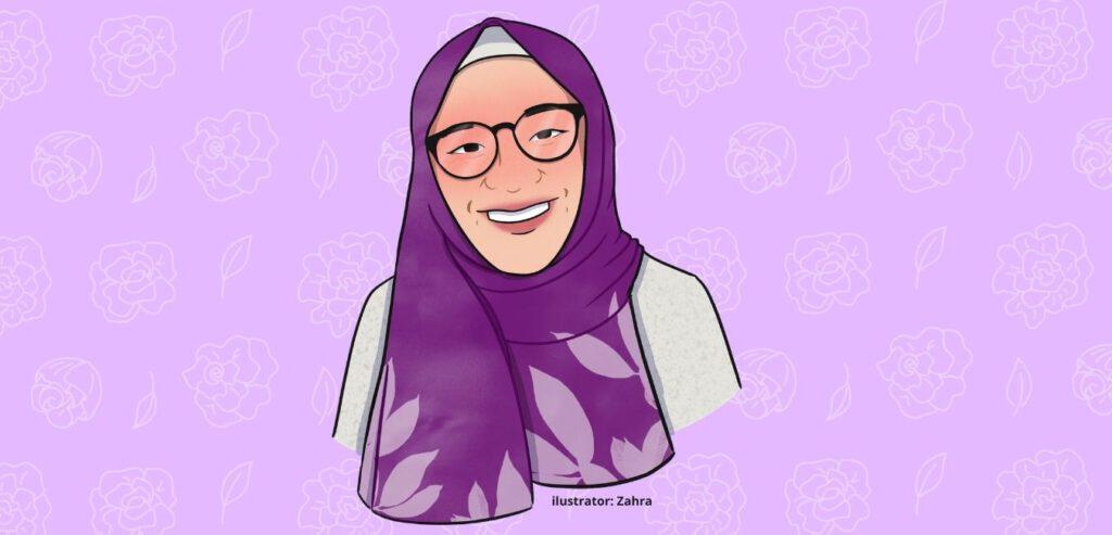 Simak Perjalanan Inspiratif Alimah Fauzan, Founder Perempuan Berkisah